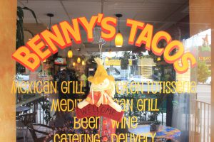 Best Westchester Food: Benny's Tacos