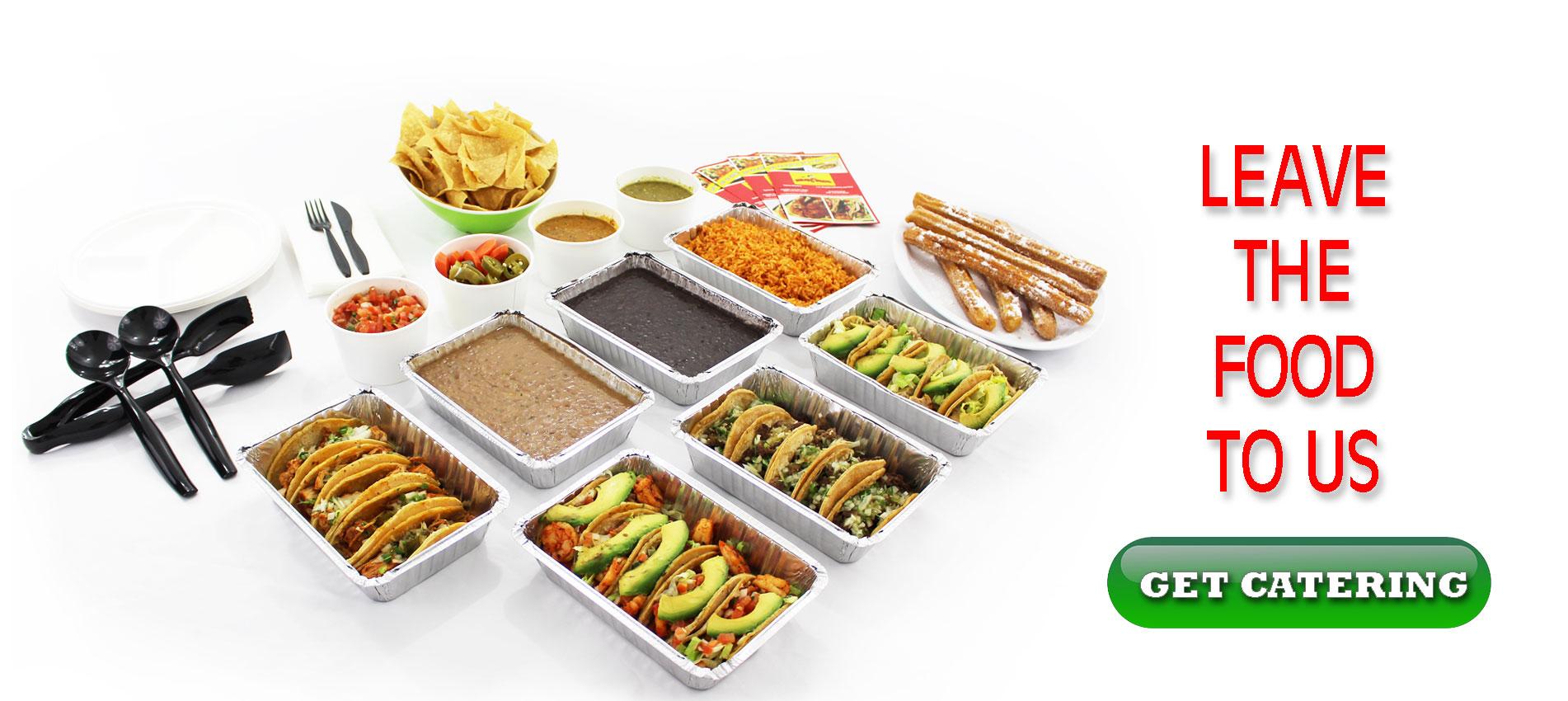 Mexican Food Delivery Marina Del Rey