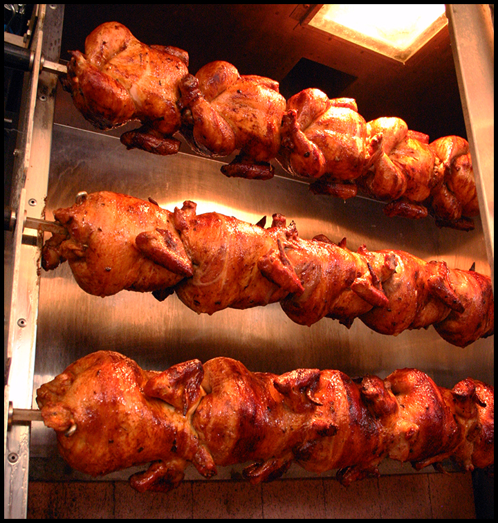 The Rotisserie Chicken are among the very best!